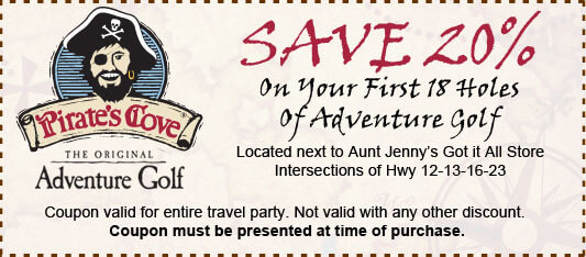 wis dells coupons